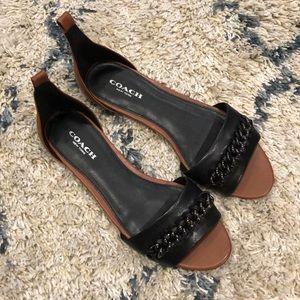 Coach Seabreeze Sandals